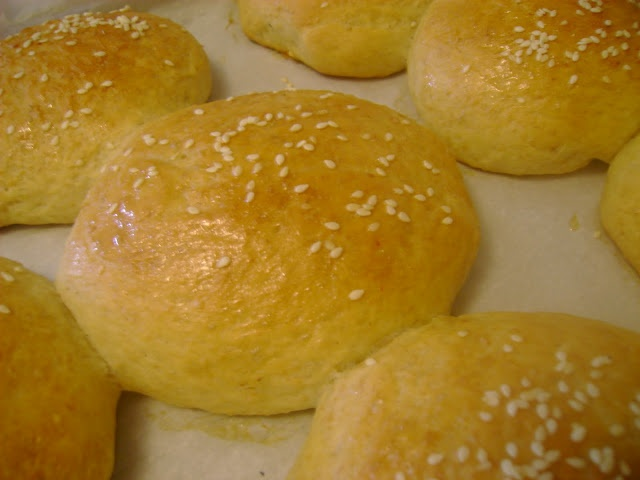 Honey Wheat Sandwich Buns | Food--Breads | Pinterest