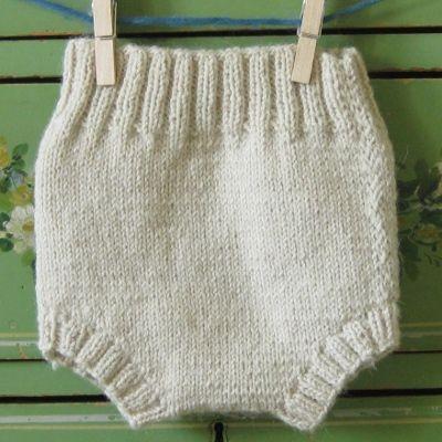 Knitting Pattern For Wool Soakers : Cream Alpaca Wool Soaker baby knits Pinterest