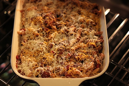 Chicken Sausage Pasta Bake | Chicken, chicken and more chicken | Pint ...