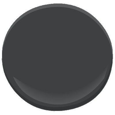 benjamin moore 39 s black panther lovely serene home. Black Bedroom Furniture Sets. Home Design Ideas