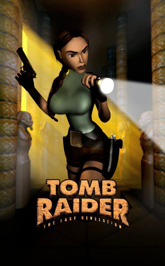Lara croft troll adult image