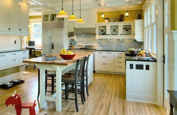 Kitchen Decorating Ideas on a Budget.  Home Decorating  Pinterest
