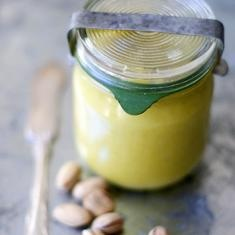 Sweet Pistachio Butter Recipe