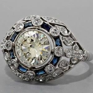 antique wedding ring all that glitters