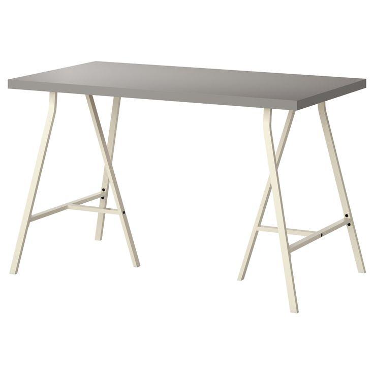 LINNMON  LERBERG Tafel   grijs  wit   IKEA   Woonkamer inspiratie   Pin u2026