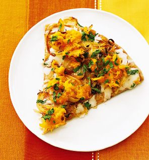 butternut squash + goat cheese pizza | For Gabby! | Pinterest