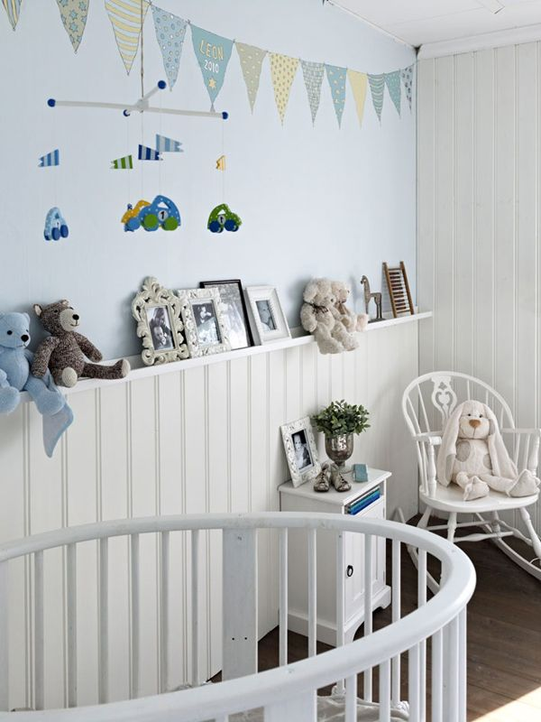 Children 39 S Room Scandinavian Style House From The