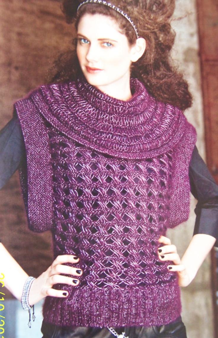 Crochet Magazine Com : ... by Dayana Knits on Mani di Fata Knitting Crochet Magazine Pinte
