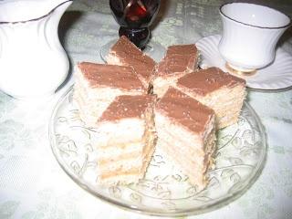 Gerdi süti: Diós-tejfölös süti