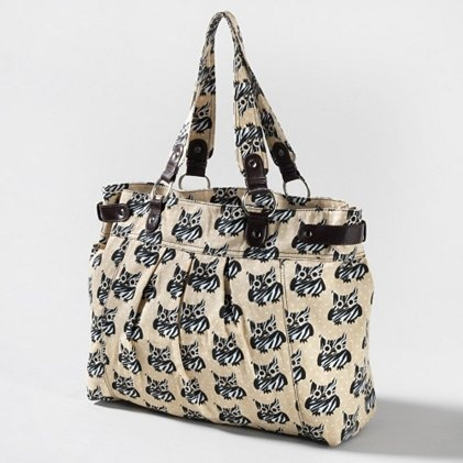 What A Hoot Tote | Claire's