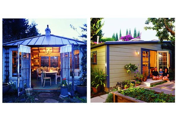 metal shed makeover Google Search design ideas Pinterest