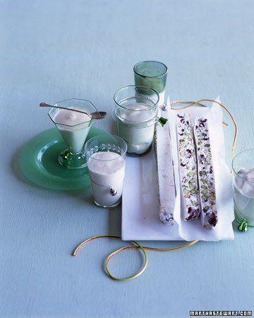 Pistachio-Cranberry Torrone | Recipe