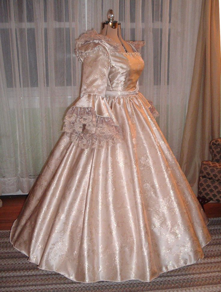 Civil war era wedding dresses civil war designs civil for Wedding dresses for civil wedding