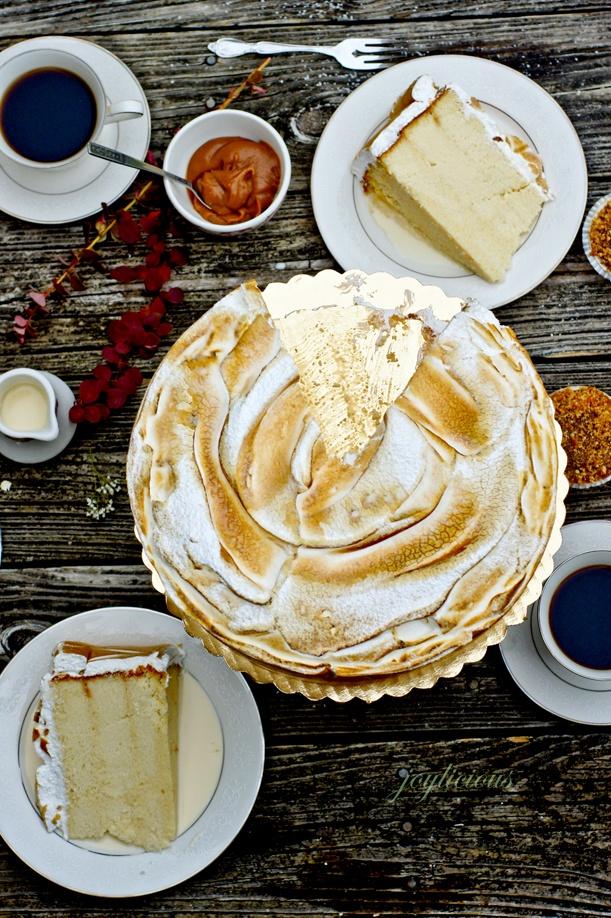 Cuatro Leches Cake from La Duni.   Favorite Recipes   Pinterest