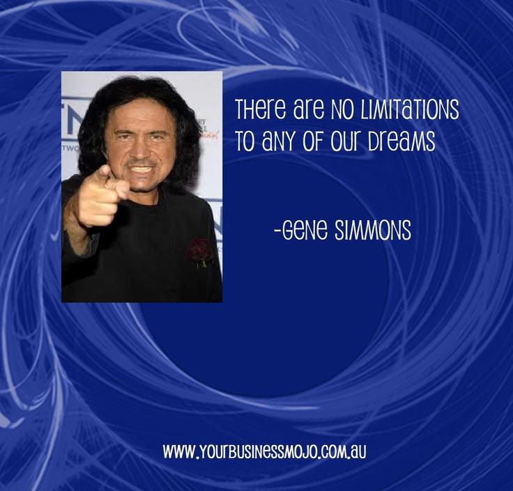 Gene Simmons Quote