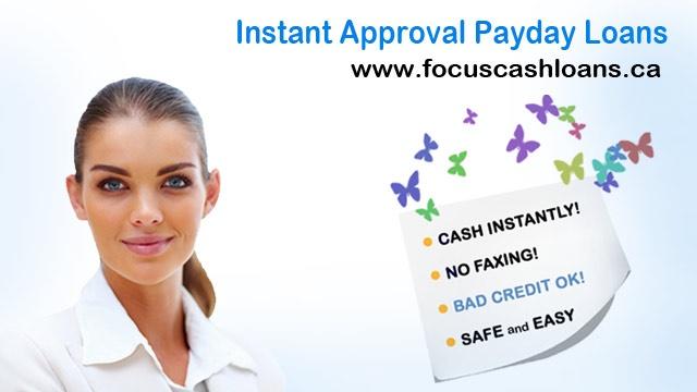 guaranteed instant loans no credit check