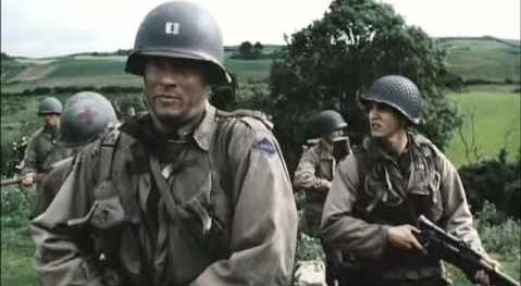 Who played captain miller in saving private ryan