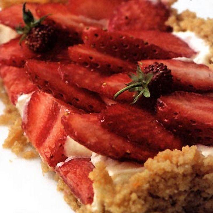 Strawberry Mascarpone Tart Recipe Recipe | tarts to my heart | Pinter ...