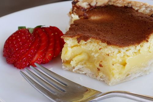 Lemon Chess Pie | Yummy treats | Pinterest