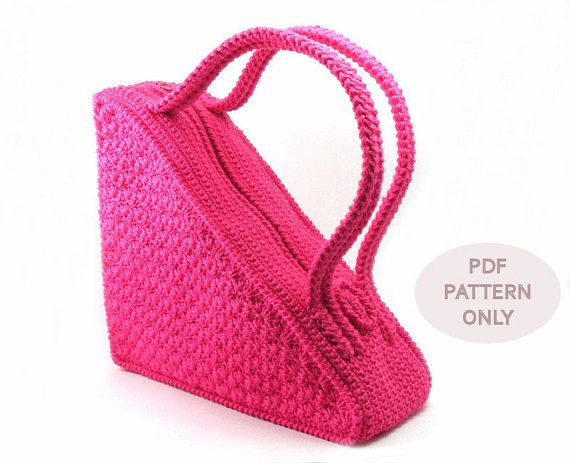Crochet Patterns Unique : Unique+Crochet+Patterns Crochet Pattern Unique Bag Pattern Unusual ...