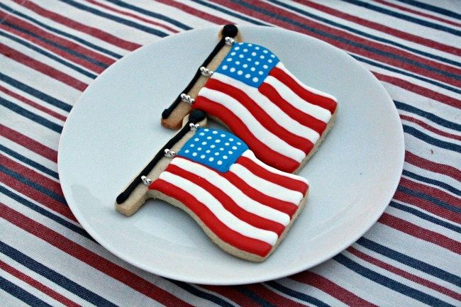 fourth of july cookies recipes