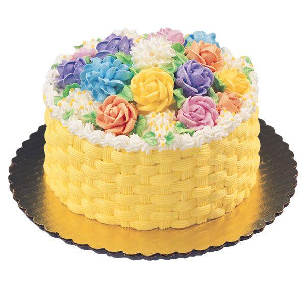 Basket Weaving A Cake : Basket weave cake via publix cakes the sweetest