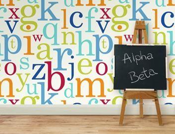 e alphabet wallpaper  alphabet wallpaper... might make a