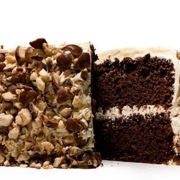 Triple malt chocolate cake recipe | sweets | Pinterest