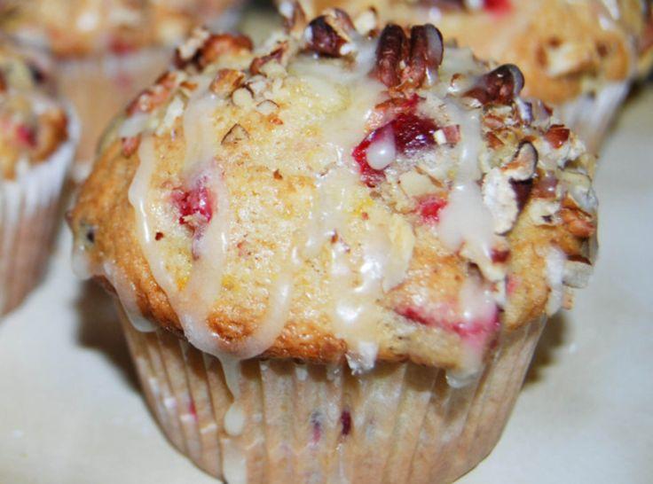 Best Orange-Cranberry Muffin | My Little Muffins | Pinterest