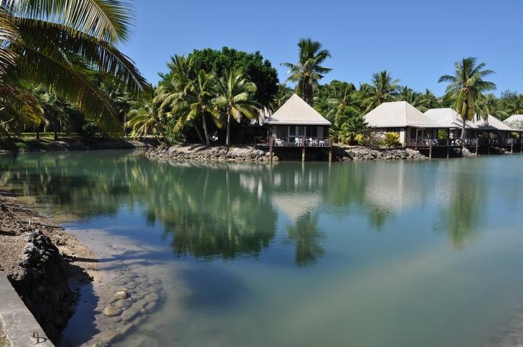 Fiji - Musket Cove Resort