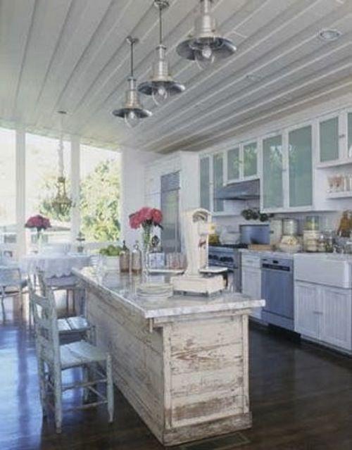 La cucina shabby chic 15 ispirazioni arredo idee - Miglior divano letto per uso quotidiano ...