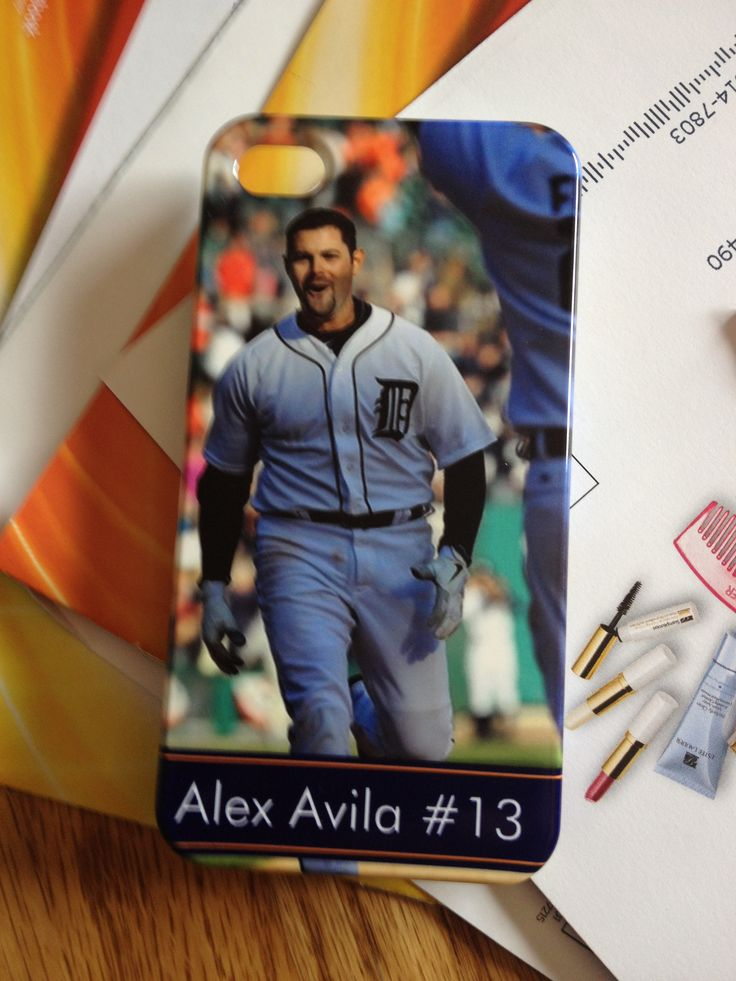 Alex Avila phone case