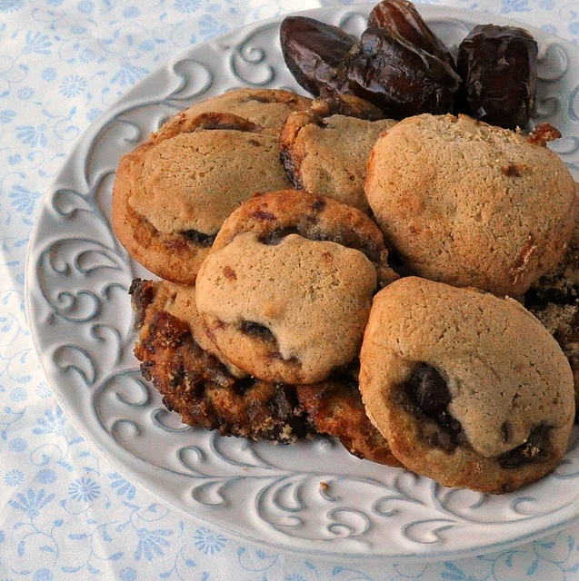 Date Filled Cookies | yummies | Pinterest