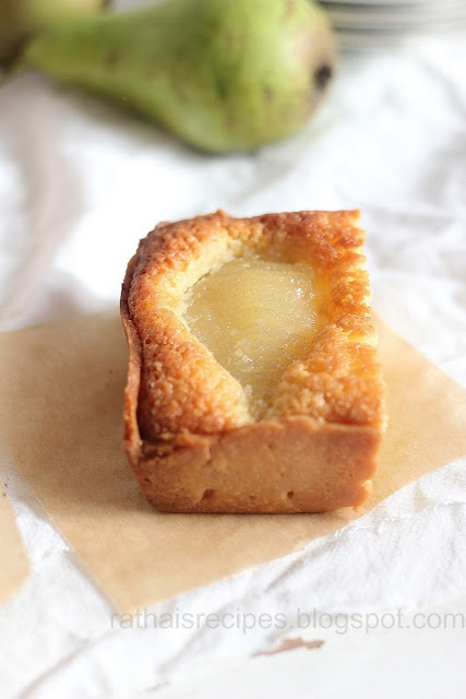 Pear frangipane tart | Cobblers and Pies | Pinterest
