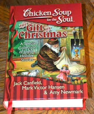 Chicken Soup for the Soul The Gift of Christmas hardback book ...
