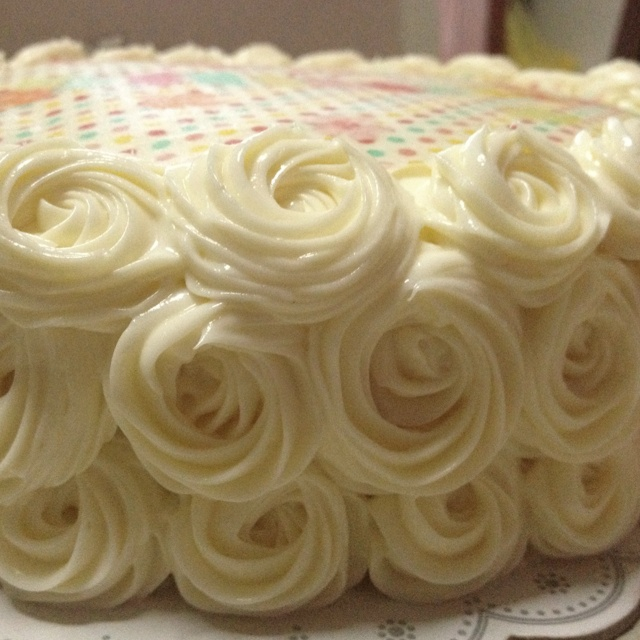Cream Cheese Frosting | Recipes | Pinterest