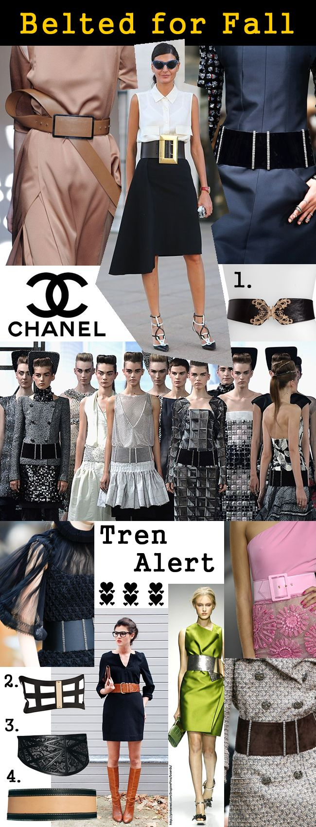 Trend Alert: Cintos Largos | CBBlogers
