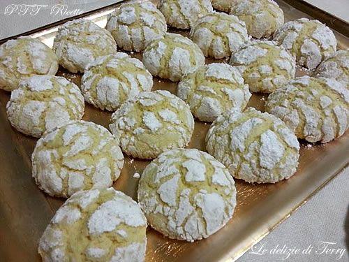 Biscotti morbidi al limone | ricette | Pinterest