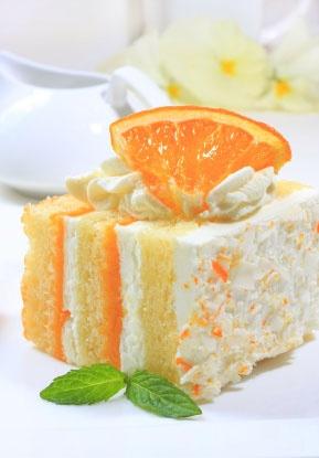 Coconut orange cake http://www.glutenfreedesserts.info
