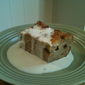 English Bread Pudding | Recipes | Pinterest