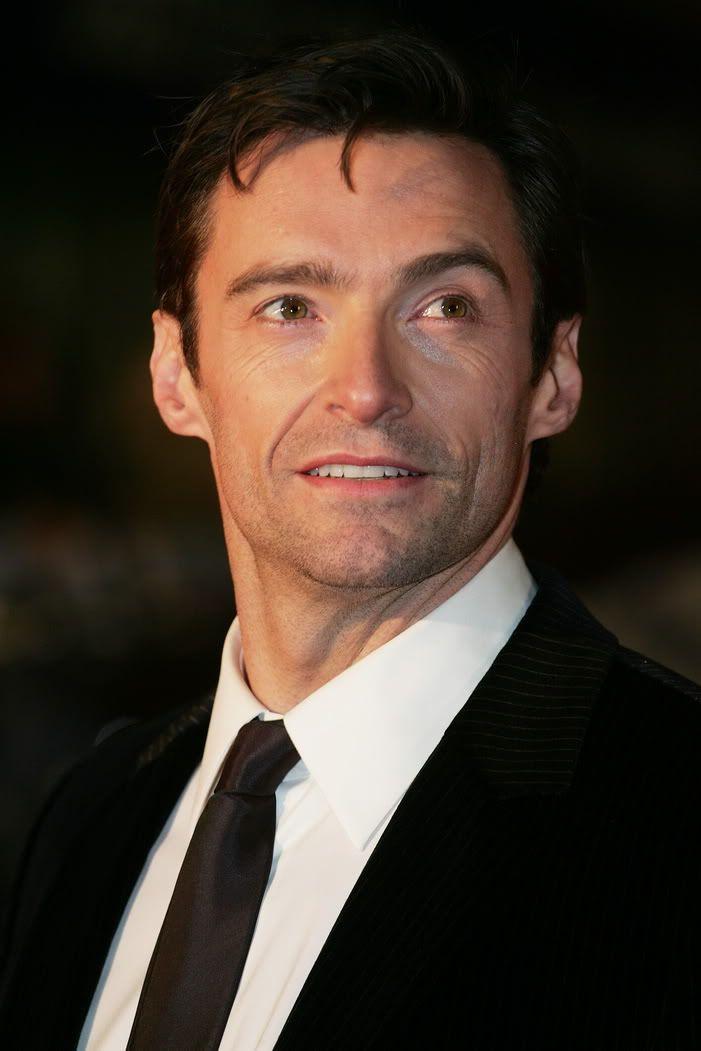 Mr. Hugh and that eyeb...