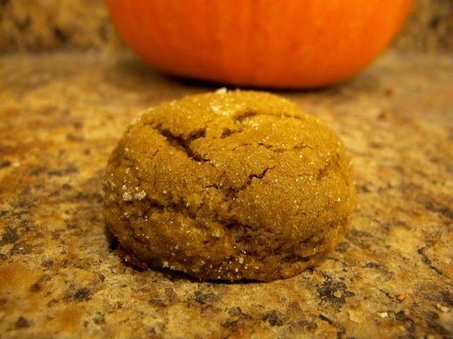 Pumpkin Molasses Cookies | My Addiction | Pinterest
