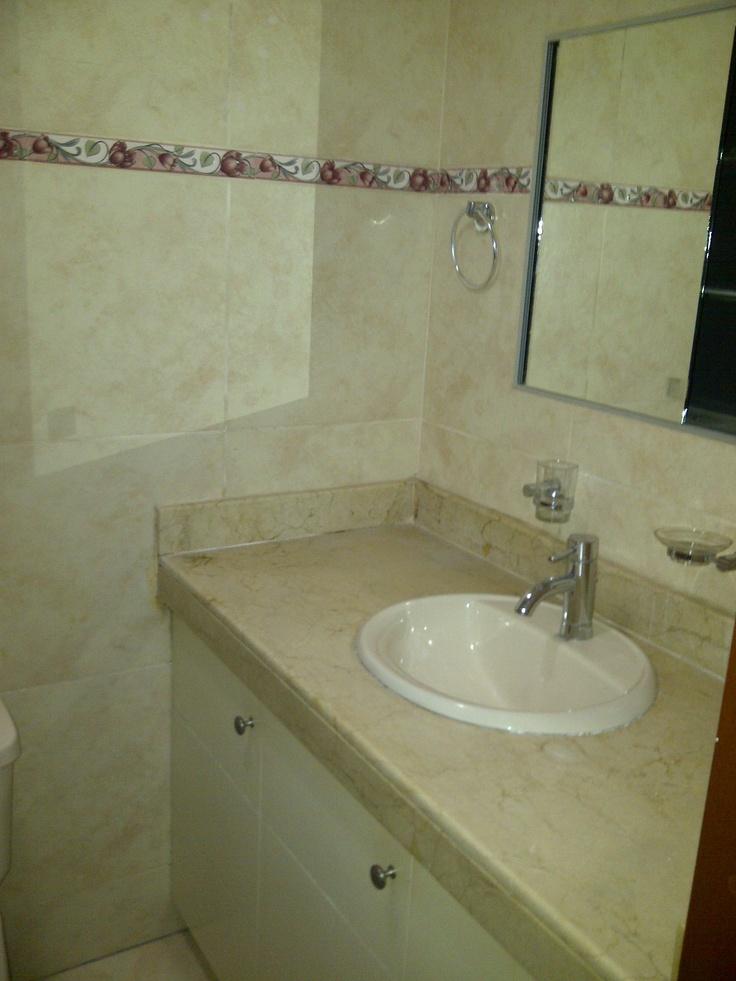 Baño En Dormitorio Principal:Bano dormitorio principal