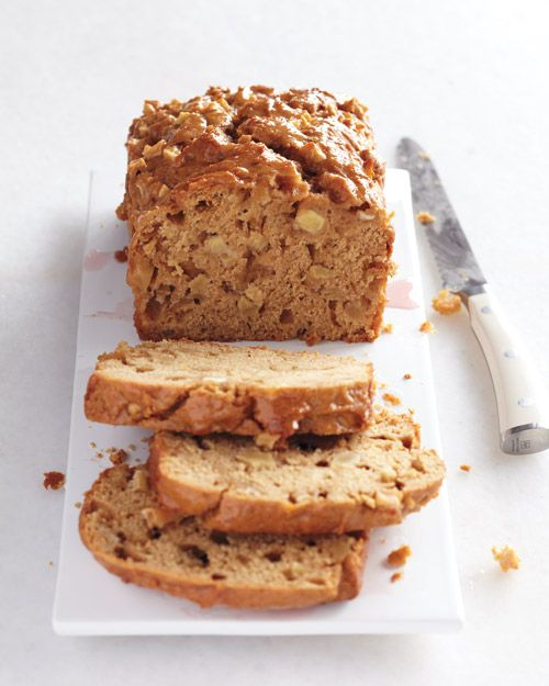 Glazed Apple-Spice Cake - Whole Living Eat Well