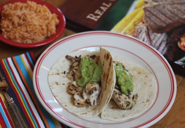 Beer Marinated Grilled Chicken Tacos {Cooking Through My Collection ...