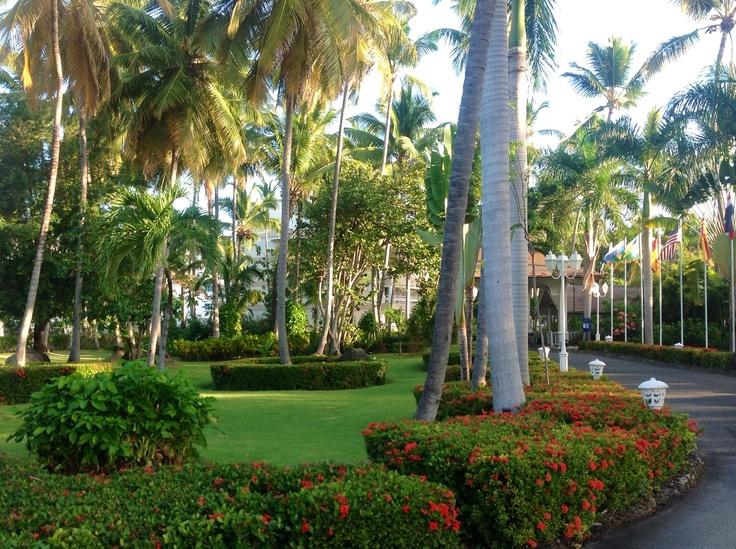 Resort landscape | Dominican Republic 2013 | Pinterest