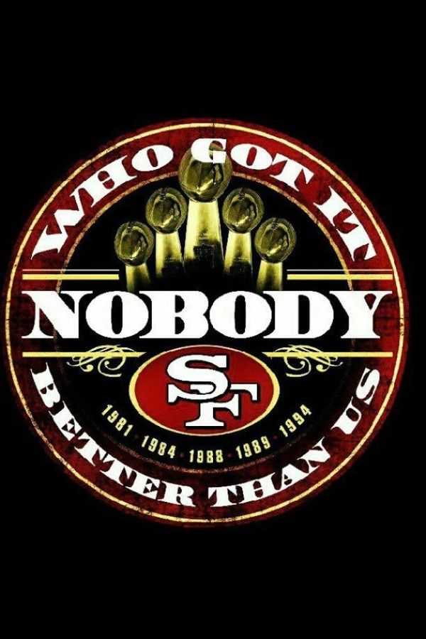 SF 49ers Logo | SF 49ers | Pinterest
