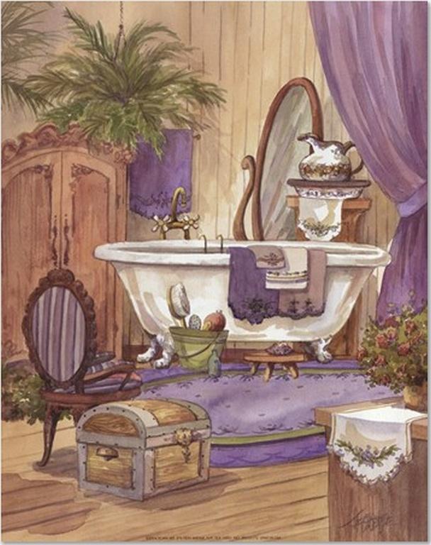 Коллекция картинок: Ванная,туалет 3