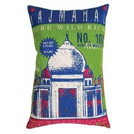 Koko Rice Taj Mahal Pillow | Interior design | Pinterest
