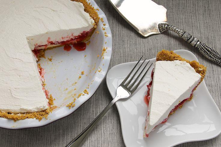 Strawberry Icebox Pie | Desserts | Pinterest